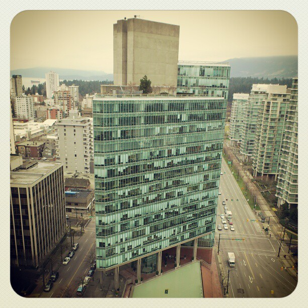 1500 West Georgia, Vancouver.