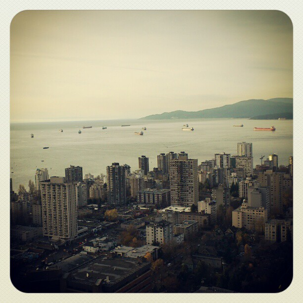 English Bay and the West End, Vancouver