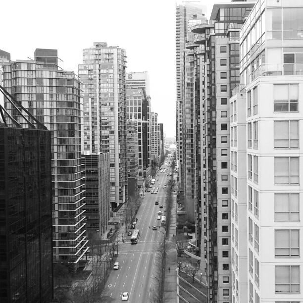 Georgia Street, Vancouver