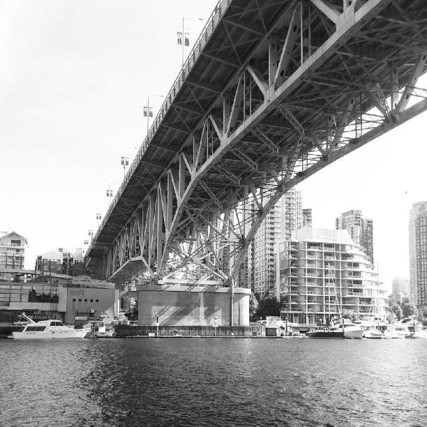 Granville Street Bridge, Vancouver