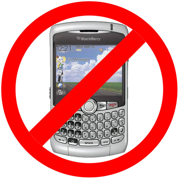 no-blackberry