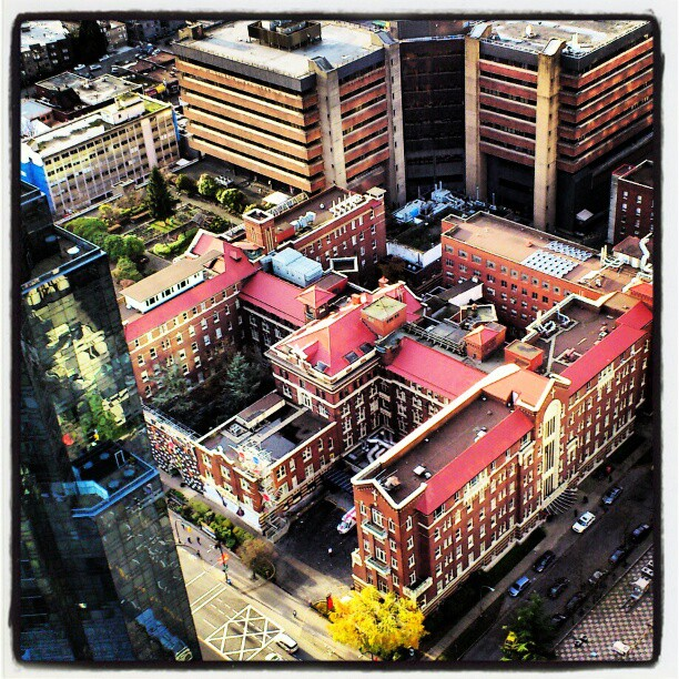 Saint Paul's Hospital, Vancouver