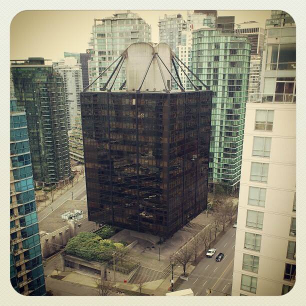The Qube, Vancouver