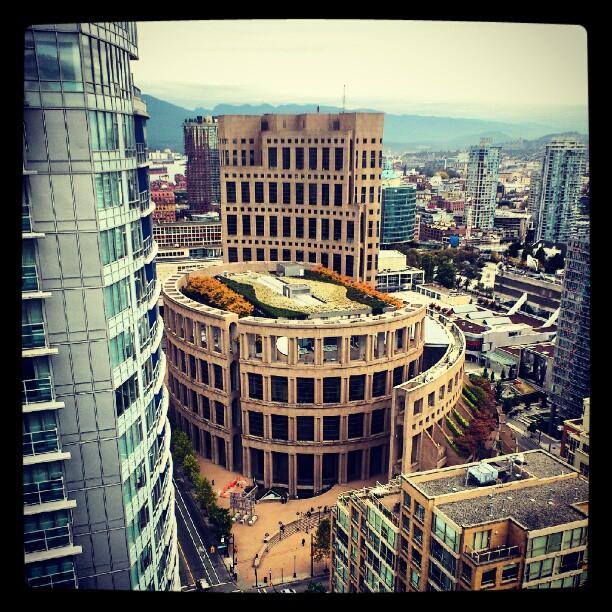 Vancouver Public Library main branch, Vancouver