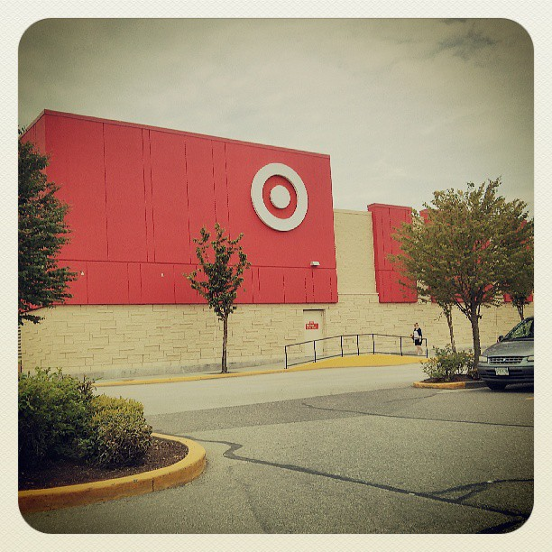 Target has arrived