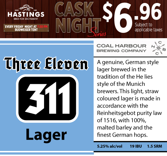 2013-06-14_-_Cask_Night_-_Coal_Harbour_311_Lager
