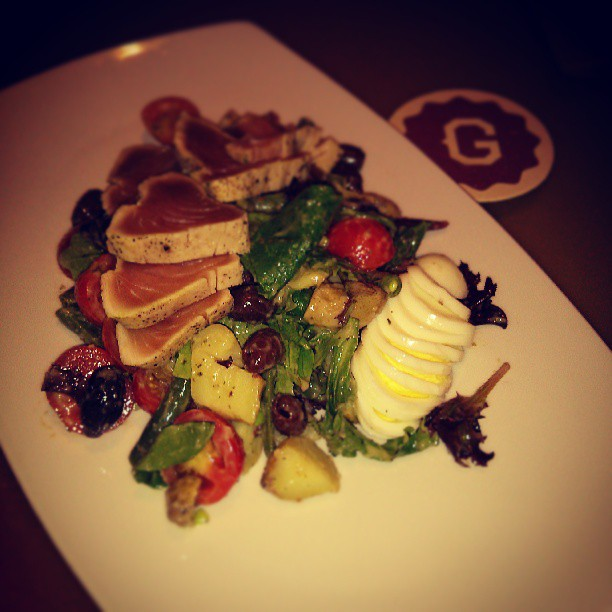 Albacore Tuna Nicoise Salad