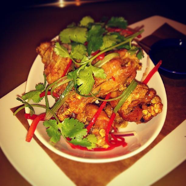 Words Whisks Chillaxin Chicken Aka Beer Can Chicken: Lunch At Grain Tasting Bar