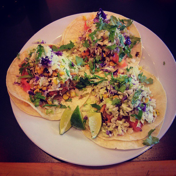 Tacos, so hot right now. Tacos.