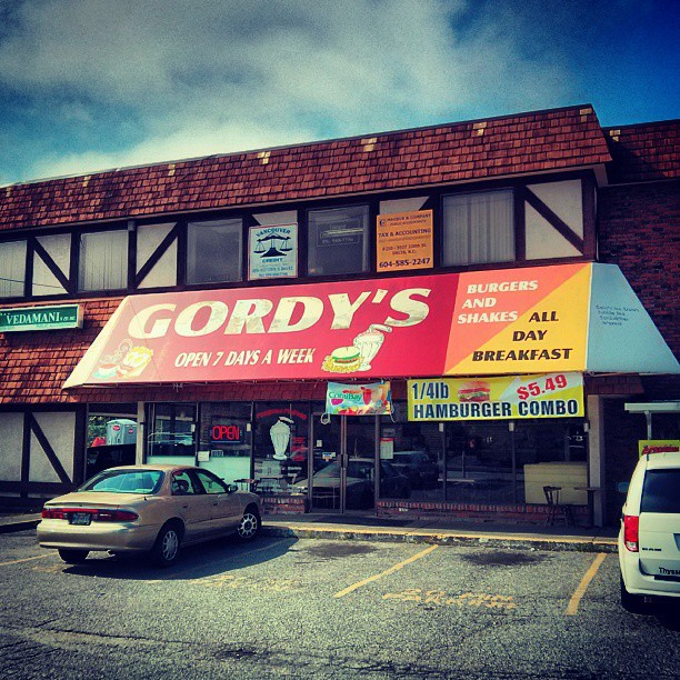 Gordy's Cafe