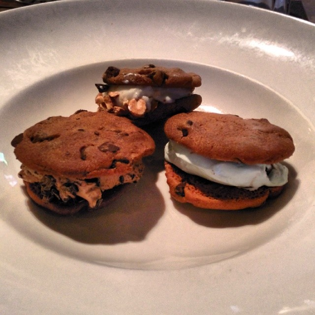 Ice Cream Sandwich Trio
