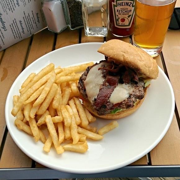 Freighter Burger
