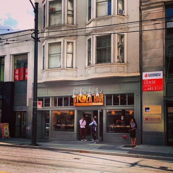Gyoza Bar + Ramen