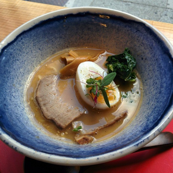 Pork Tonkotsu Ramen