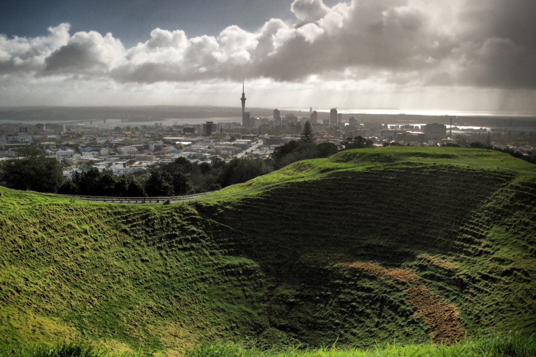 Mount Eden. Photo - Wikipedia