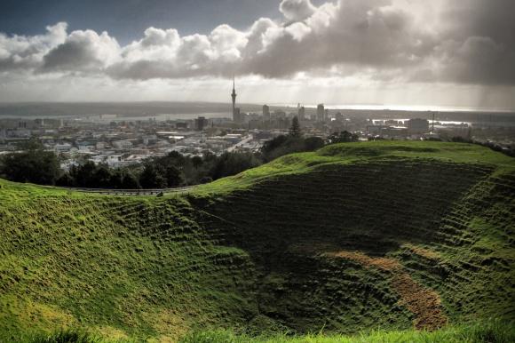 Mount Eden. Photo - Wikipedia
