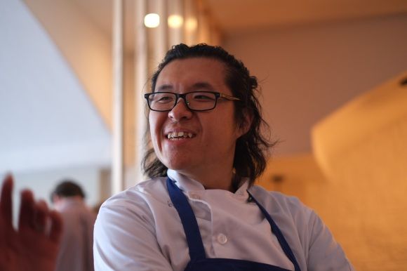 Chef Curtis Luk