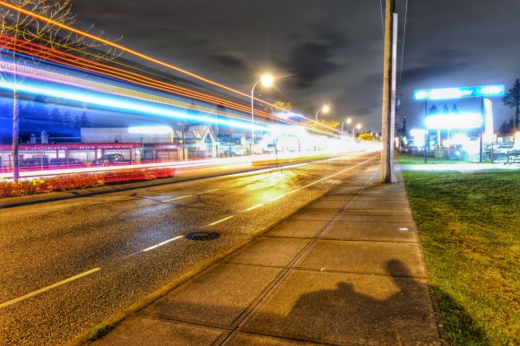 I love long exposure photography