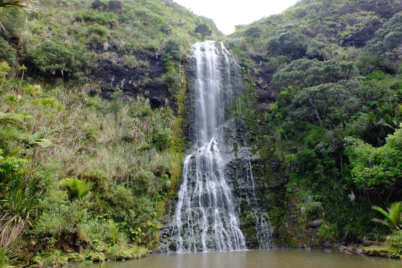 Kare Kare waterfall